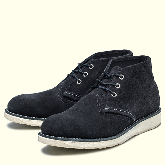 RED WING CLASSIC CHUKKA 3147