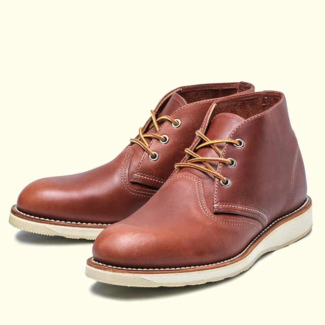 RED WING CLASSIC CHUKKA 3139
