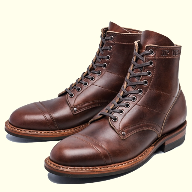 WHITE'S MP BOOTS BROWN CX