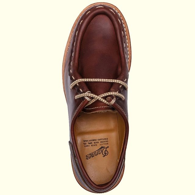 チロリアンシューズ D Brown Tirolean Shoes 6h