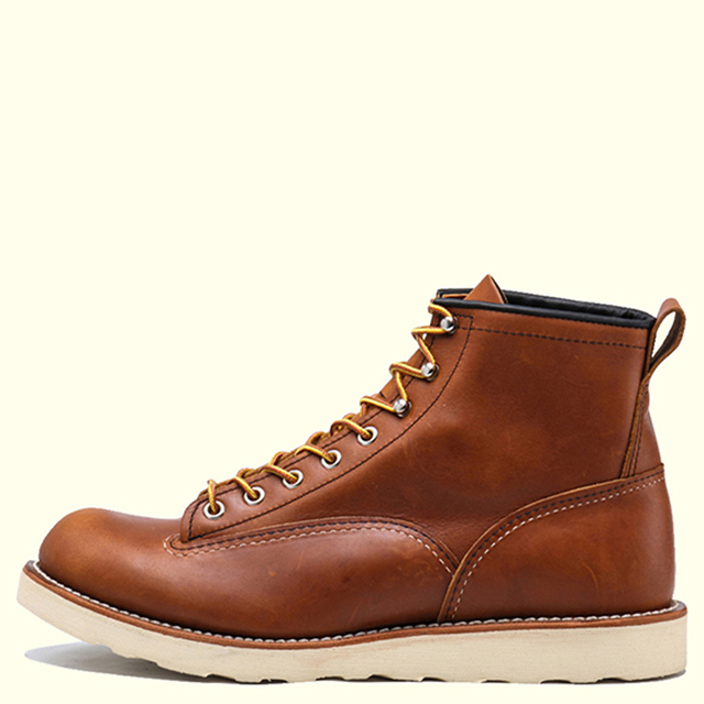 RED WING 6'' LINEMAN BOOTS 2904