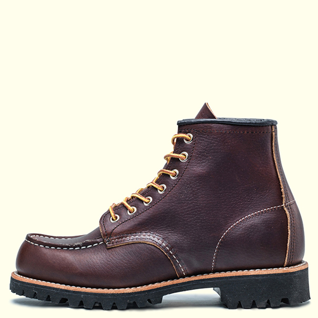 RED WING 6'' CLASSIC MOC(LUG) 8146