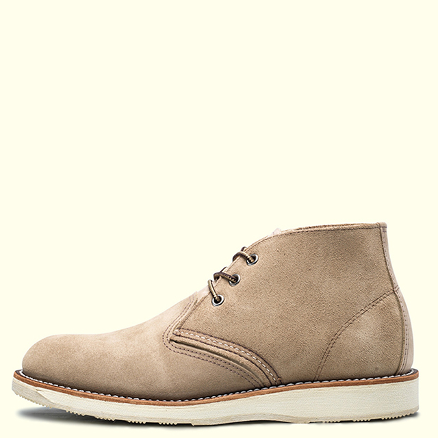 RED WING CLASSIC CHUKKA 3143N
