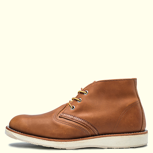 RED WING CLASSIC CHUKKA 3140N