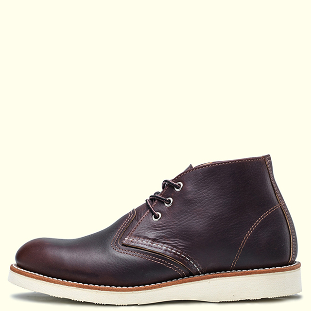 RED WING CLASSIC CHUKKA 3141N