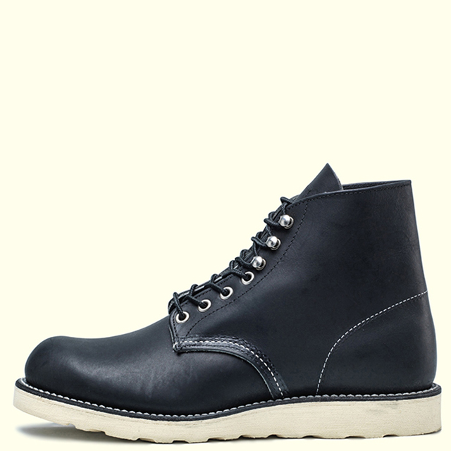 RED WING PLAIN TOE 9070