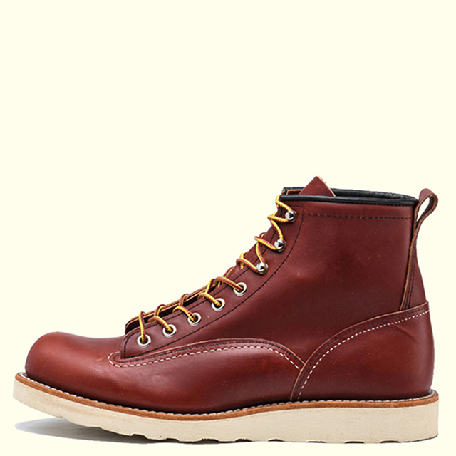 RED WING 6'' LINEMAN BOOTS 2924