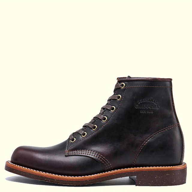 CHIPPEWA 6'' SERVICE BOOT 1901M25