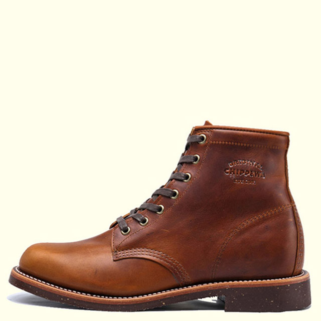 CHIPPEWA 6'' SERVICE BOOT 1901M26