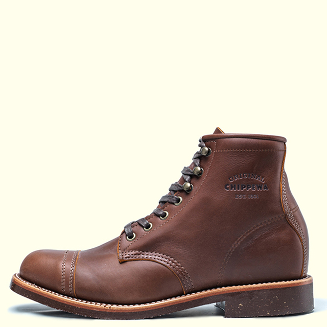CHIPPEWA 6'' HOMESTEAD BOOT 1901M32