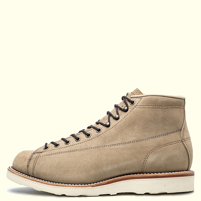 CHIPPEWA 5'' BRIDGEMEN LACE-TO-TOE 1901M36