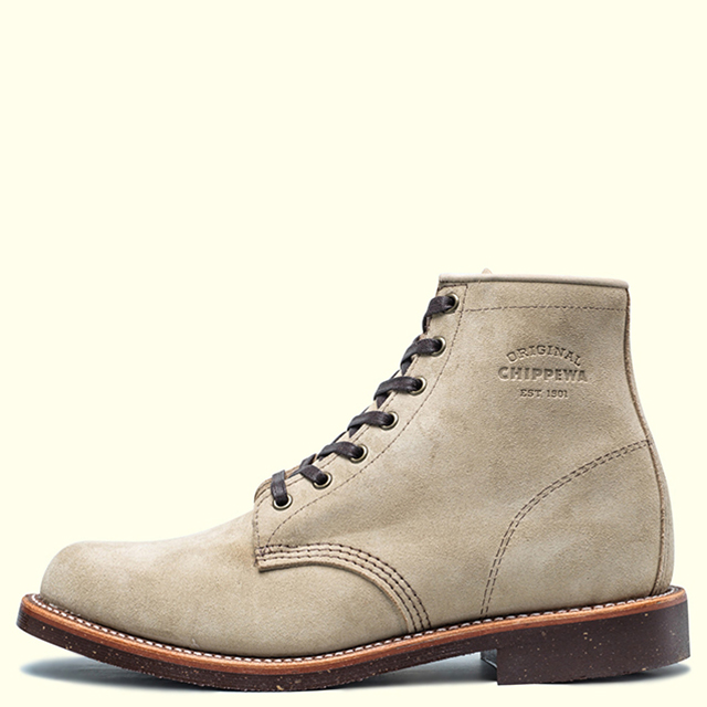 CHIPPEWA 6'' UTILITY BOOT 1901M27