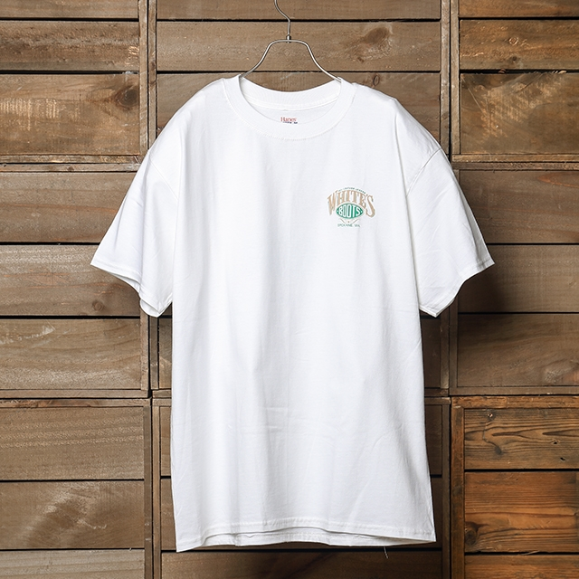 WHITE'S APPAREL WHITE'S T-SHIRT