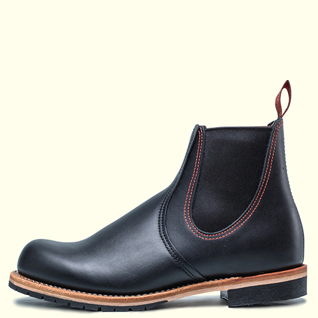 RED WING CHELSEA 2918