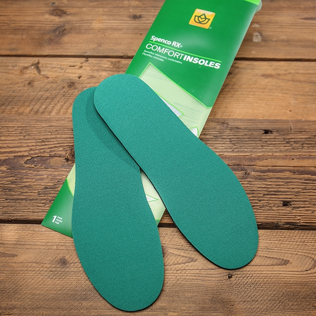 SPENCO INSOLE GREEN