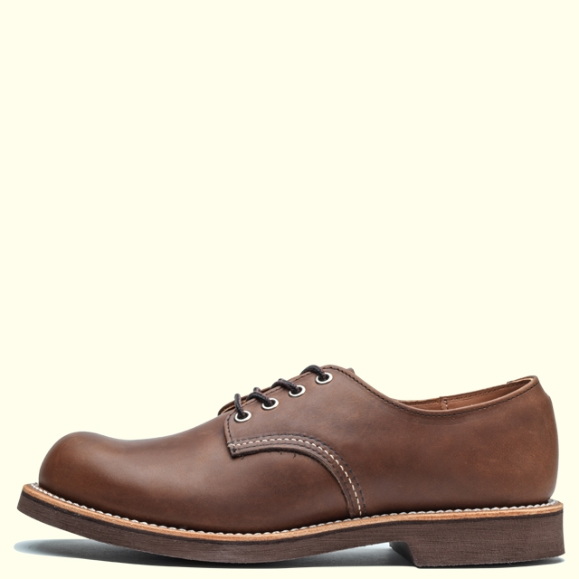REDWING FOREMAN OXFORD 8058