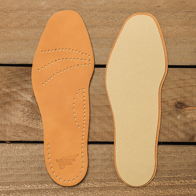 REDWING GOODS 96356 LEATHER FOOTBED INSOLE