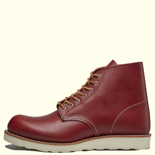 REDWING IRISH SETTER 6' ROUND-TOE 8166(D)