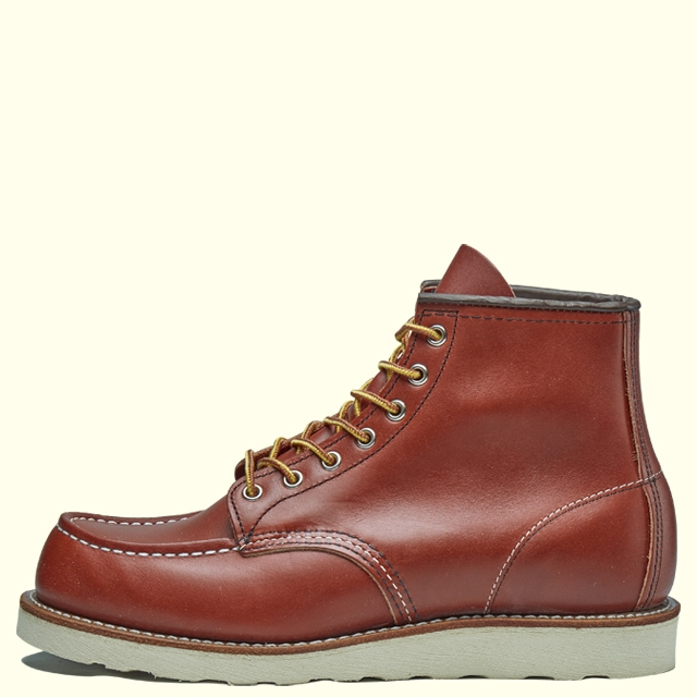 REDWING IRISH SETTER 6' MOC-TOE 8875(E)