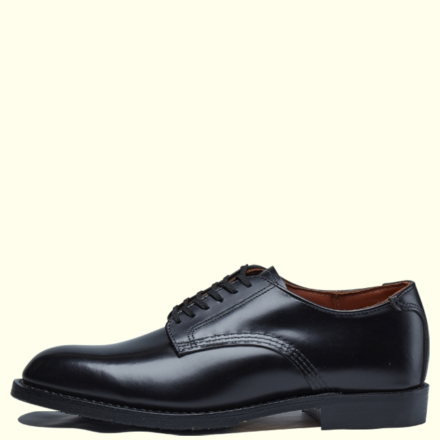 REDWING MIL1 BLUCHER OXFORD 9087(D)