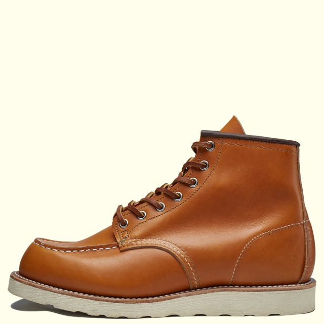 REDWING IRISH SETTER 6' MOC-TOE 9875(E)