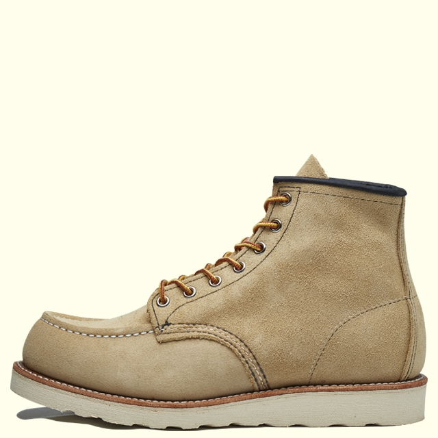 REDWING IRISH SETTER 6' MOC-TOE 8173(E)