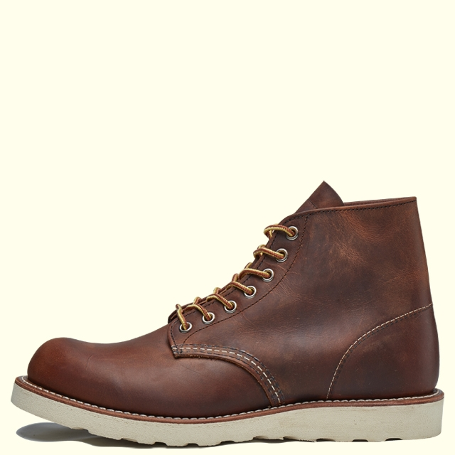 REDWING 6' CLASSIC ROUND-TOE 9111(D)