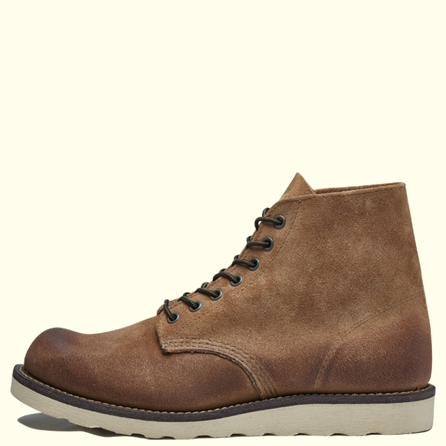 REDWING 6' CLASSIC ROUND-TOE 8151(D)
