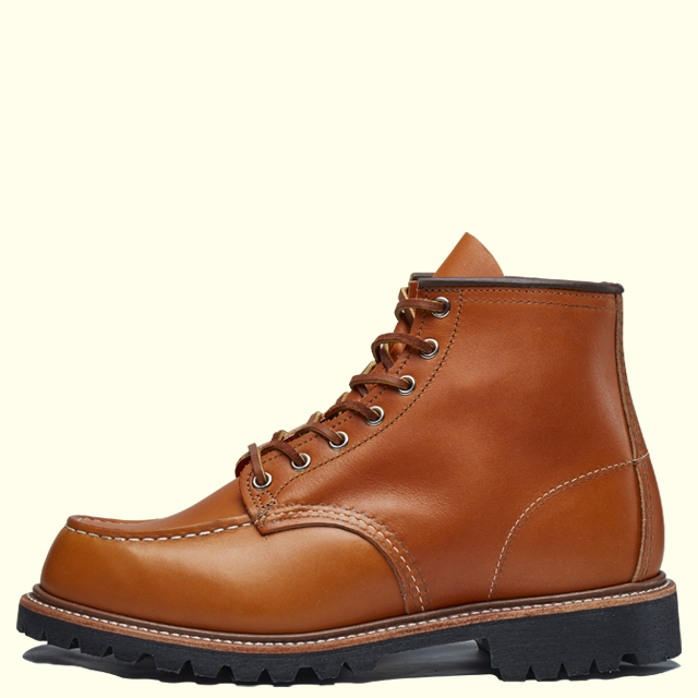 REDWING IRISH SETTER 6' MOC-TOE V 9879(E)