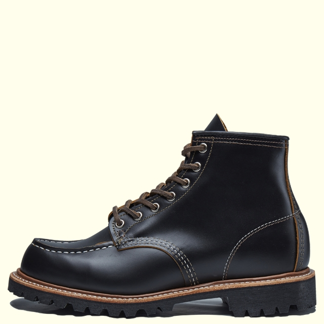 REDWING IRISH SETTER 6' MOC-TOE V 9878(E)
